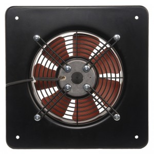 Pin Ac Centrifugal Motorized Impeller Exhaust Fan 355mm