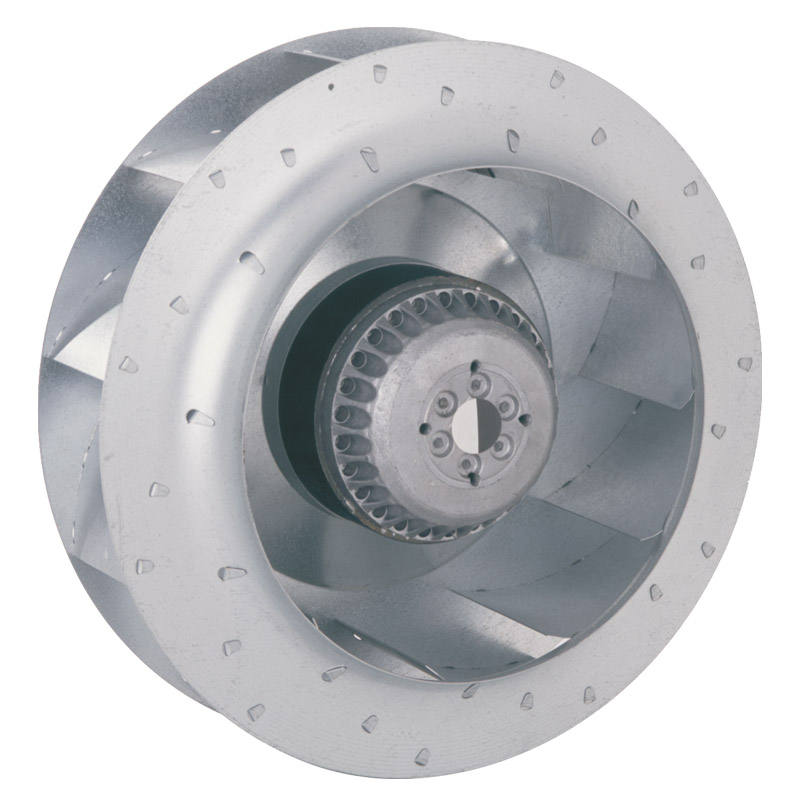 Xr Backward Curved Motorized Ac Impeller Continental Fan