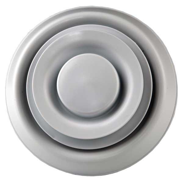 Adjustable Bathroom Ventilation Grilles Continental Fan