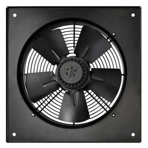 Axial DC Impeller Fans