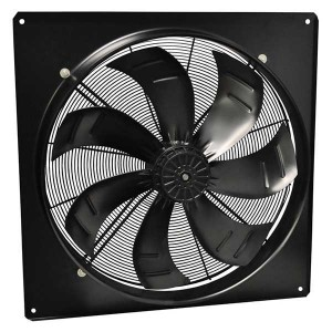 Axial Impeller Fans