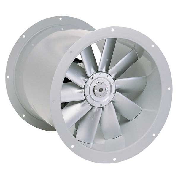 AID Axial In-Line Fan - Continental Fan