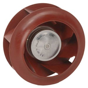 DX Backward Curved Motorized DC Impeller