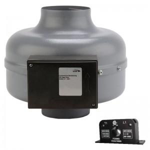 DVK clothes dryer booster fan kit