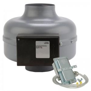 Dryer Booster Fan Pressure Switch DVK-P