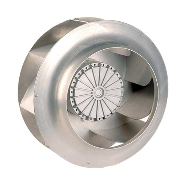 CEC Backward Curved Motorized EC Impeller