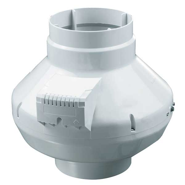Inline Vent Fans For Bathrooms : Axp in line bathroom fans continental fan