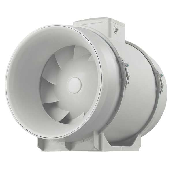 Mft s in line bathroom fans continental fan for Residential exhaust fans for bathrooms