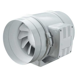 MFT Mixed Flow In-Line Duct Fans