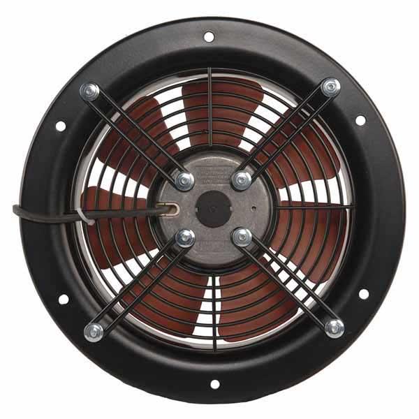 Ac Axial Fan : Amr motorized axial ac fans continental fan
