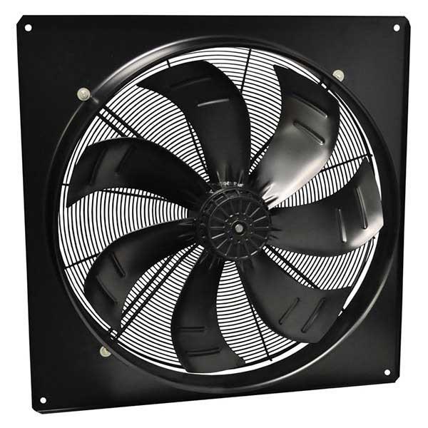 Udvl Direct Drive Upblast Roof Ventilators Continental Fan
