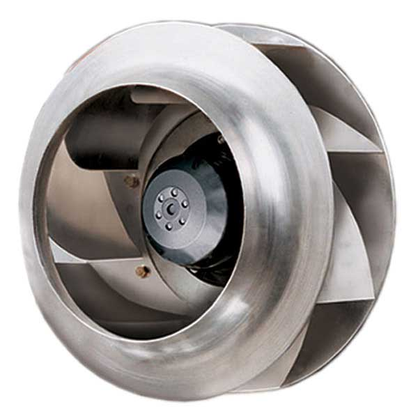 Rcm Backward Curved Motorized Ac Impeller Continental Fan
