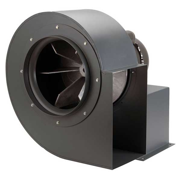 Performance Exhaust Systems >> KRD Radial Blade Blowers - Continental Fan