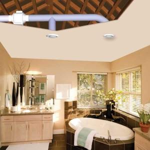 Bathroom Exhaust Fan Kits W Aerogrille Continental Fan