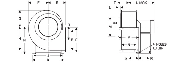 tcd bc airfoil blowers