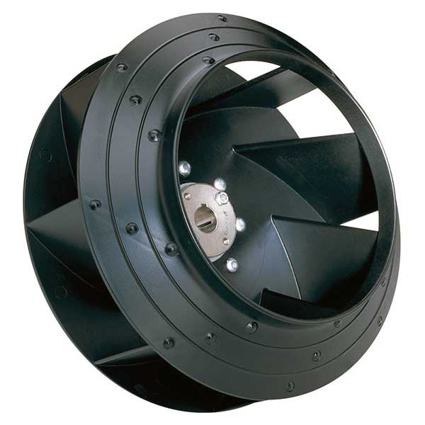 Backward Curved Airfoil Wheels