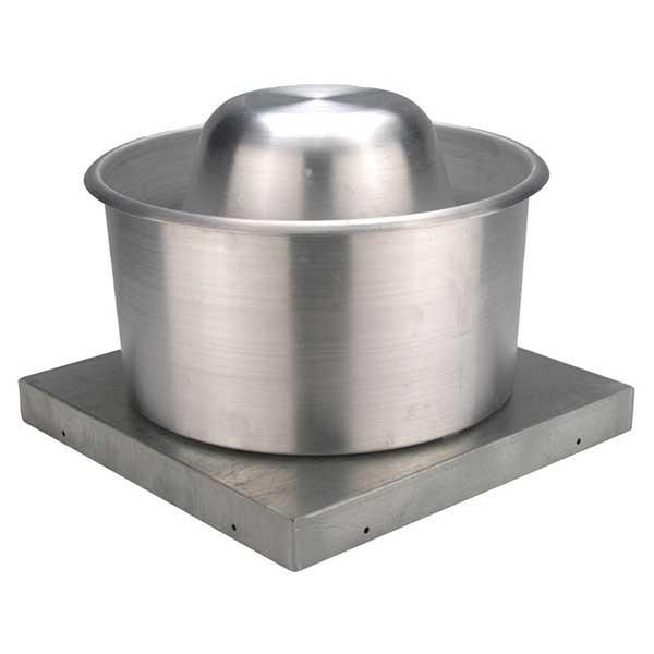 Industrial Roof Vents : Cub belt drive upblast exhaust fans continental fan