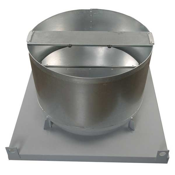 belt drive upblast roof ventilators