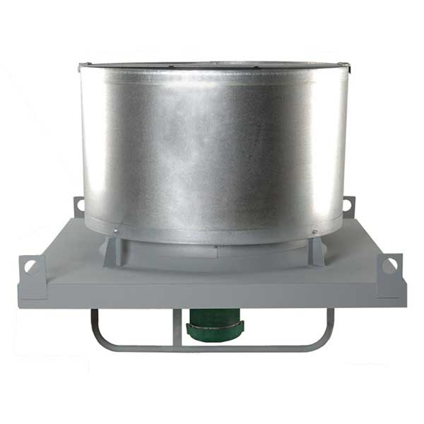 direct drive upblast roof ventilators