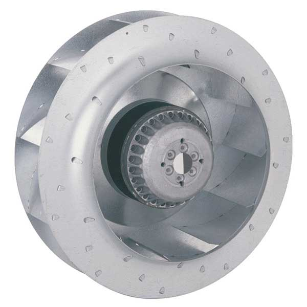 XR Backward Curved Motorized AC Impeller