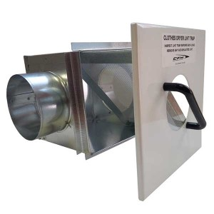 Residential Clothes Dryer Booster Fans