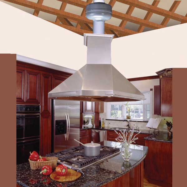 inline kitchen hood exhaust fan