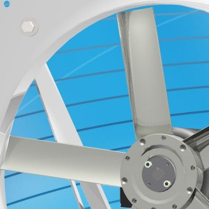 Oem Ventilation Solutions Continental Fan