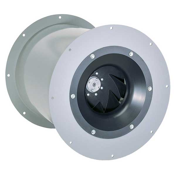 centrifugal in-line fan