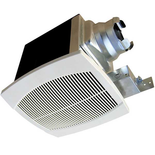 Bathroom Lighted Exhaust Fans bathroom ventilation fans - continental fan