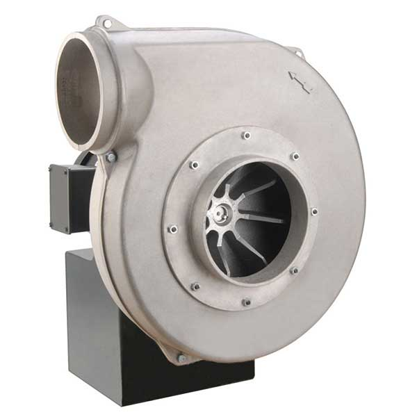 Radial High Pressure Blower : Cpb cast aluminum blowers continental fan
