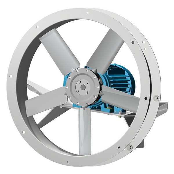 Direct Drive Impellers : Afk direct drive flange fans continental fan