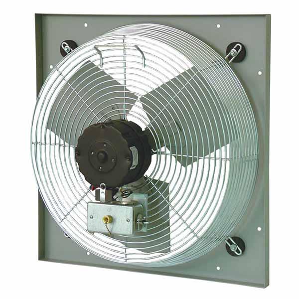 Pef Panel Mount Wall Exhaust Fans Continental Fan