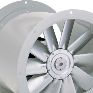 AID In-Line Axial Fans
