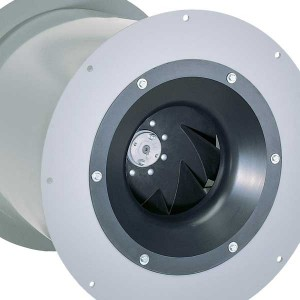 TID In-Line Centrifugal Fans