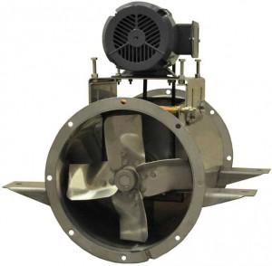 All-Stainless Steel Tubeaxial Fan