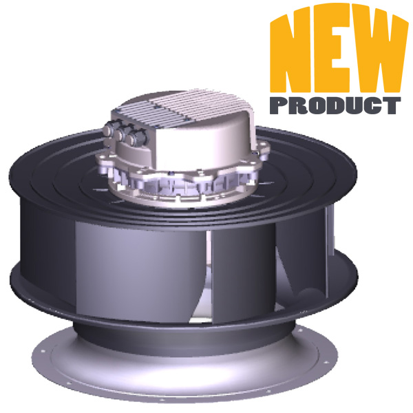 TME High Efficiency EC Impellers