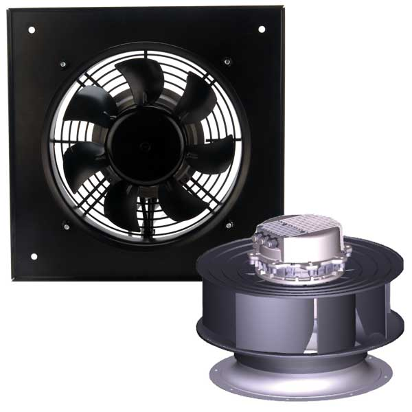 Cabinet cooling fans continental fan for Motor technology inc dayton ohio