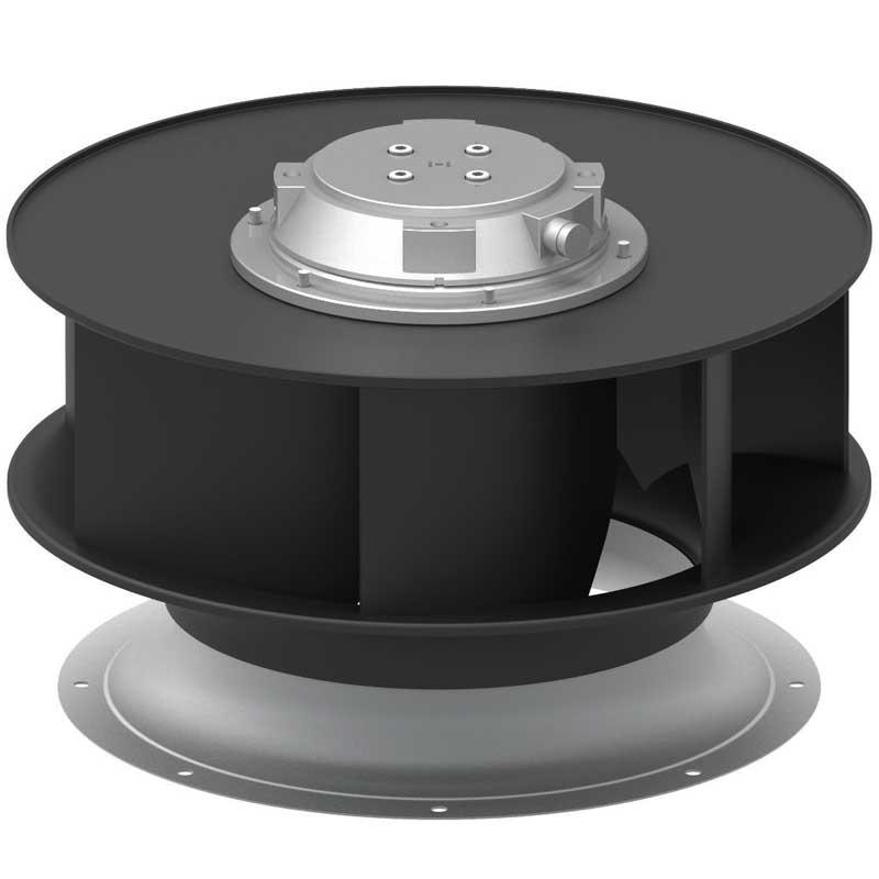 TMA Motorized Centrifugal AC Impeller