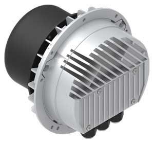 Electronically Commutated EC Motor