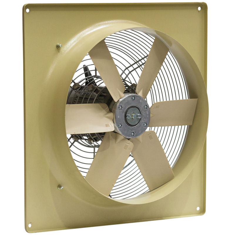 ECP EC Direct Drive Panel Fan