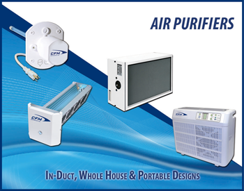 Air purifiers available from Continental Fan